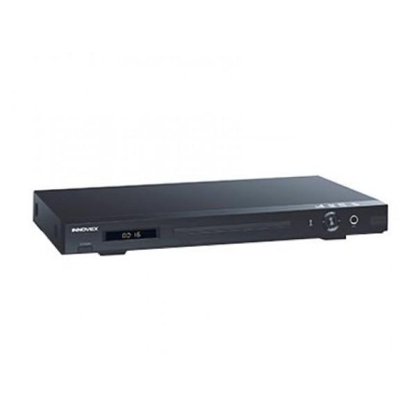 Innovex - DVD Player - Black