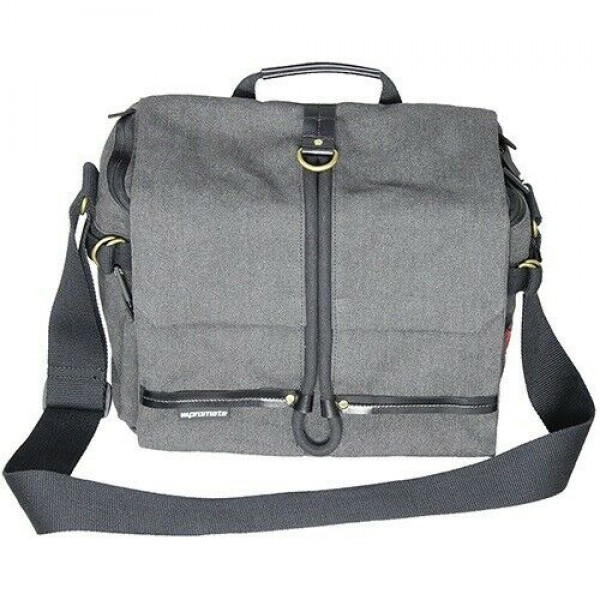 Promate Contemporary DSLR Camera Bag with Adjustable Storage
