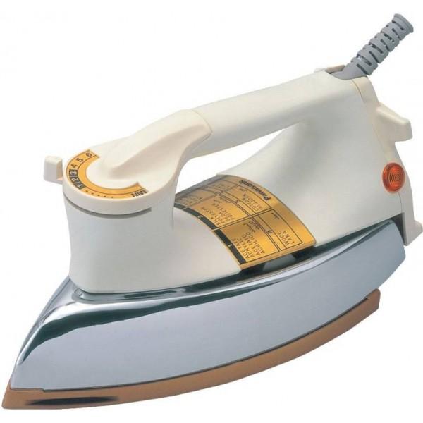 Dry Iron - White