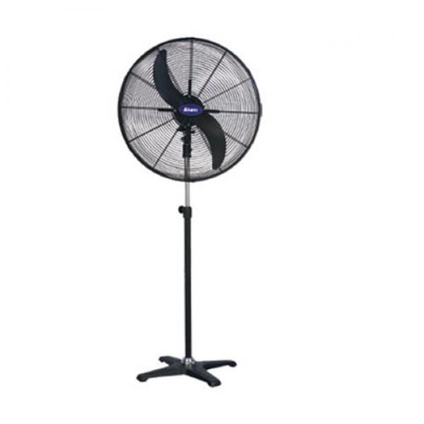 "Abans Industrial Stand Fan 24"" - Black"