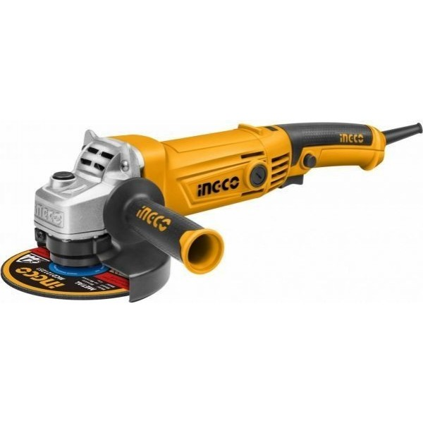 INGCO ANGLE GRINDER 1010W -125MM