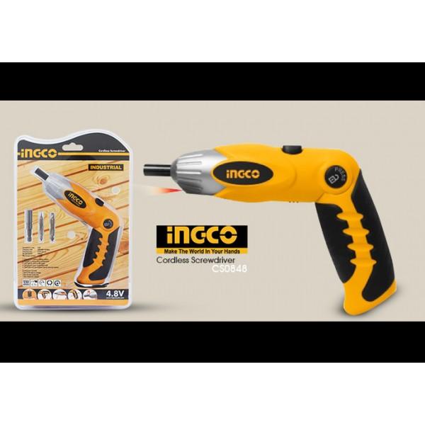 Cordless screwdriver - CS0848