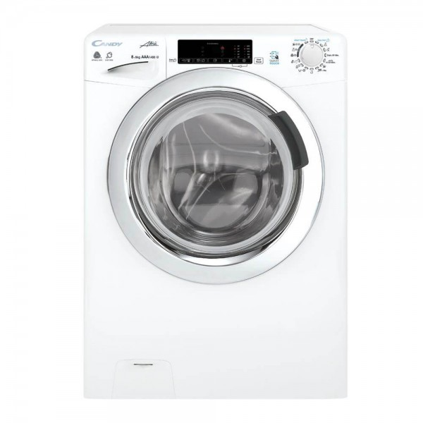 Candy Front Loading Fully Automatic 8kg Washer & 5kg Dryer with Multi-Functional Display