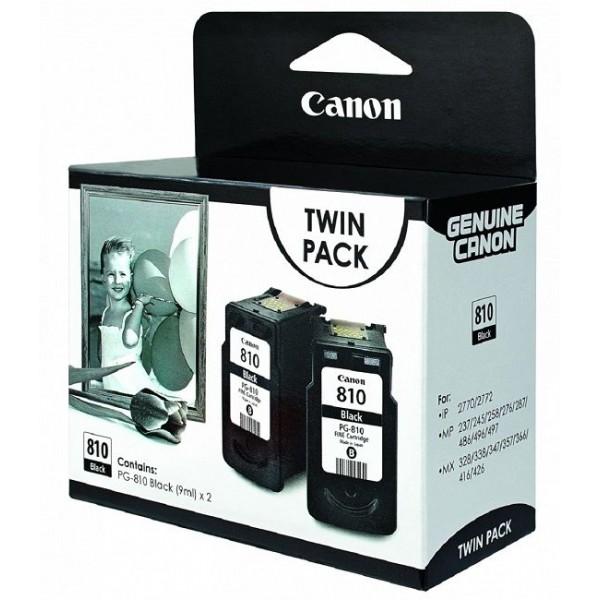 Cartridge Canon 810 Twin Pack