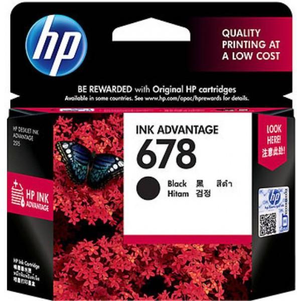 Cartridge HP 678 Black