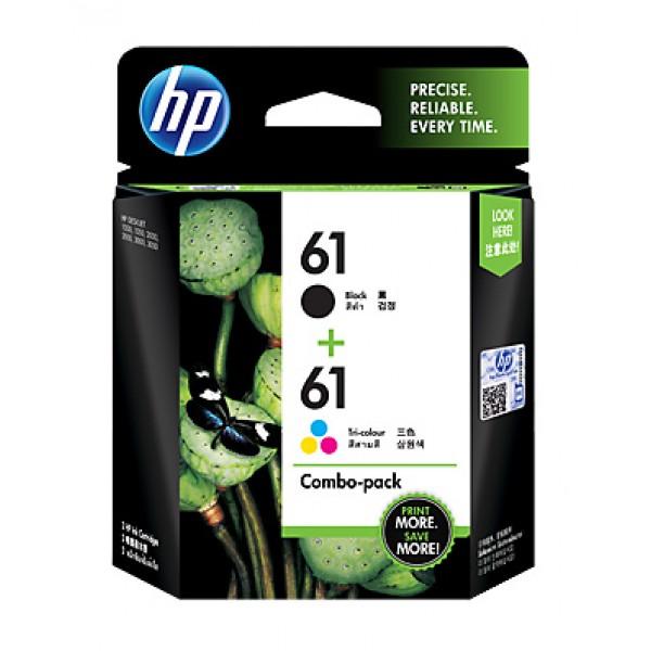 Cartridge HP61 Combo Pack
