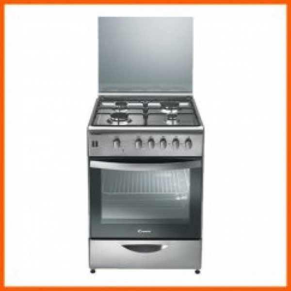 Candy 4 Gas Burners & Gas Oven