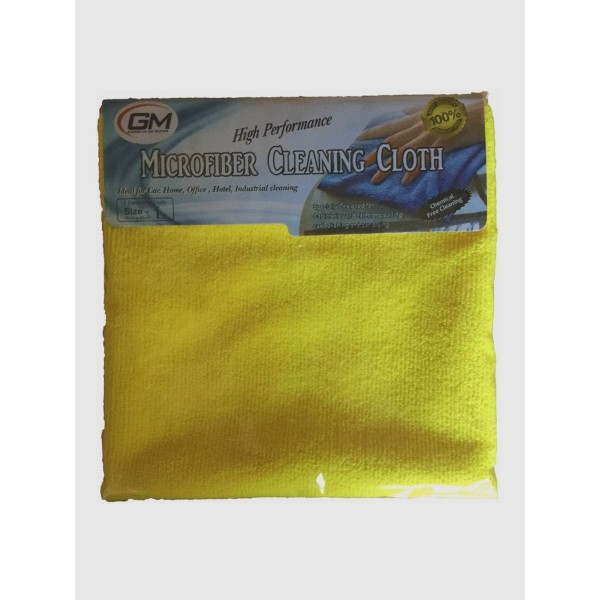 Microfiber Cleaning Cloth -L