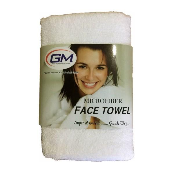 Microfiber Face Towel