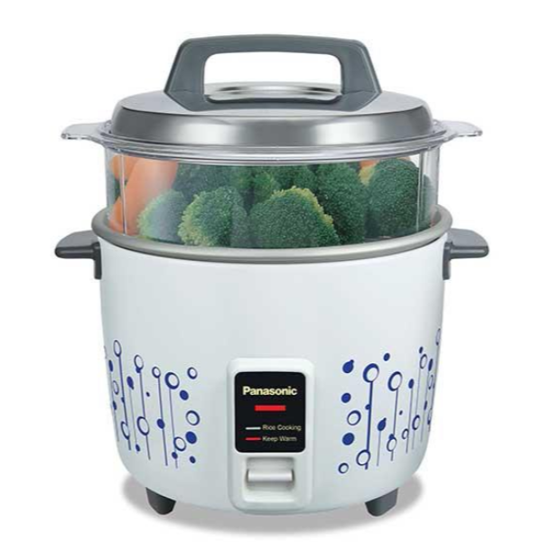Panasonic 1.8L (Blue Bubbles) Rice Cooker