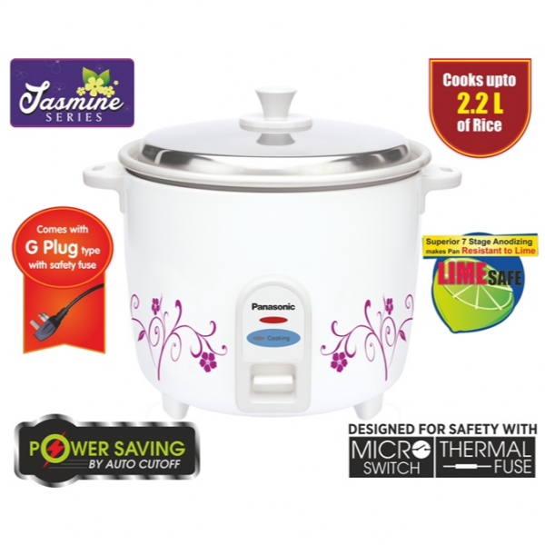 Panasonic 2.2L Rice Cooker